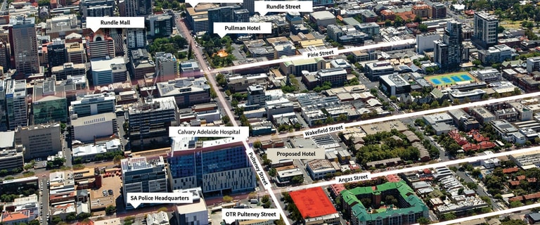Offices commercial property for sale at 290-304 Pulteney Street Adelaide SA 5000