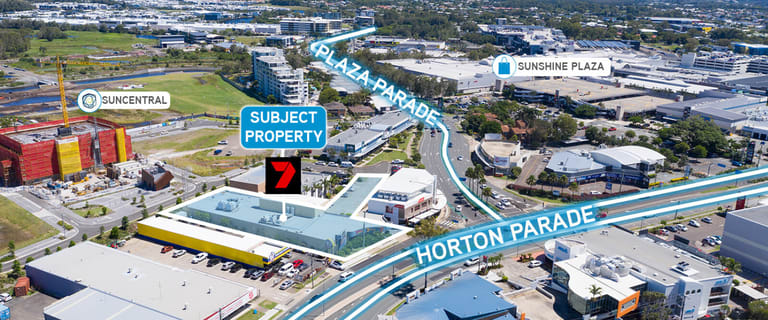 Offices commercial property for sale at 140-142 Horton Parade Maroochydore QLD 4558
