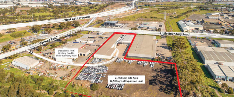 Factory, Warehouse & Industrial commercial property for sale at 8 Little Boundary Road Laverton North VIC 3026