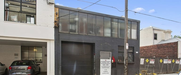 Development / Land commercial property for lease at 92 Cubitt Street Cremorne VIC 3121