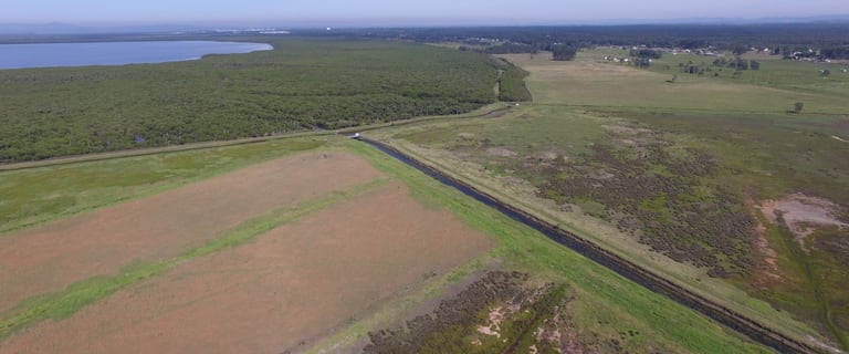 Rural / Farming commercial property for sale at Maria's Farm Veggies 183 Cabbage Tree Road Williamtown NSW 2318