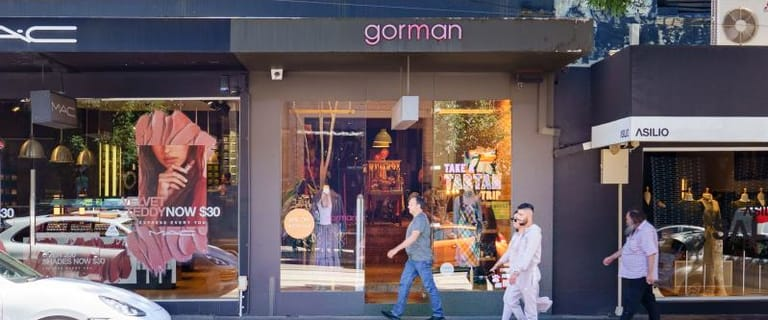 Shop & Retail commercial property for sale at Whole Floor/561 Chapel Street South Yarra VIC 3141