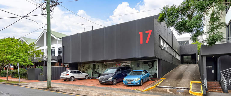 Factory, Warehouse & Industrial commercial property for sale at 17 Cribb Street Milton QLD 4064