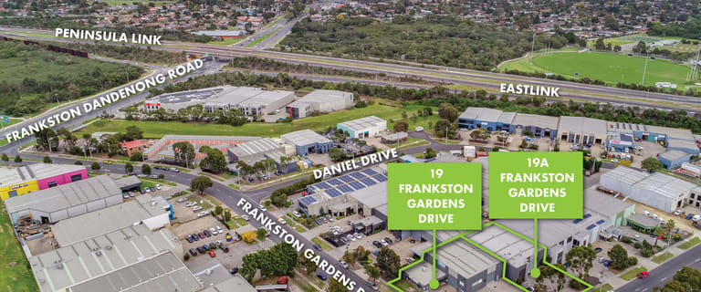Factory, Warehouse & Industrial commercial property for sale at 19 Frankston Gardens Drive Carrum Downs VIC 3201