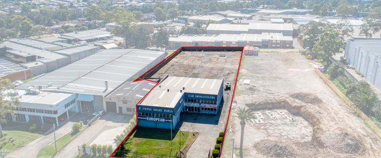 Factory, Warehouse & Industrial commercial property for sale at 141 - 143 Gilba Road Girraween NSW 2145