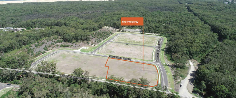 Development / Land commercial property for sale at Seaside Boulevard Fern Bay NSW 2295