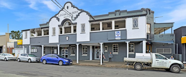 Medical / Consulting commercial property for sale at Lot 2 (64) Brisbane Street Beaudesert QLD 4285