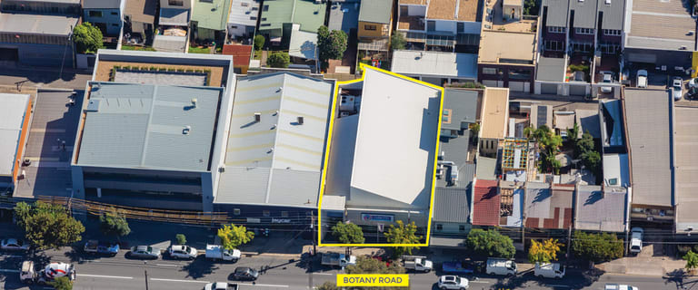 Showrooms / Bulky Goods commercial property for sale at 360-364 Botany Road Beaconsfield NSW 2015