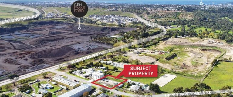 Development / Land commercial property sold at 20 Upper Paper Mills Road Fyansford VIC 3218