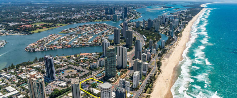 Development / Land commercial property for sale at 103 Ferny Avenue Surfers Paradise QLD 4217