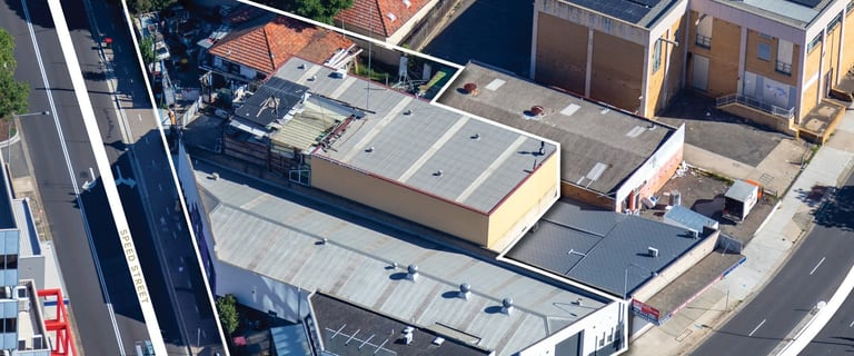 Development / Land commercial property for sale at 1-5 Speed Street Liverpool NSW 2170