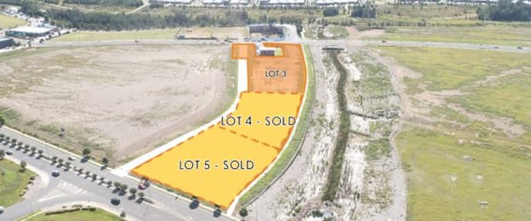 Showrooms / Bulky Goods commercial property for sale at Gregory Hills NSW 2557