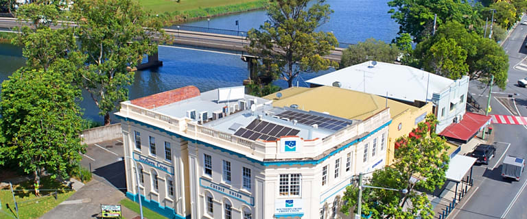 Offices commercial property sold at 2-4 Commercial Road Murwillumbah NSW 2484