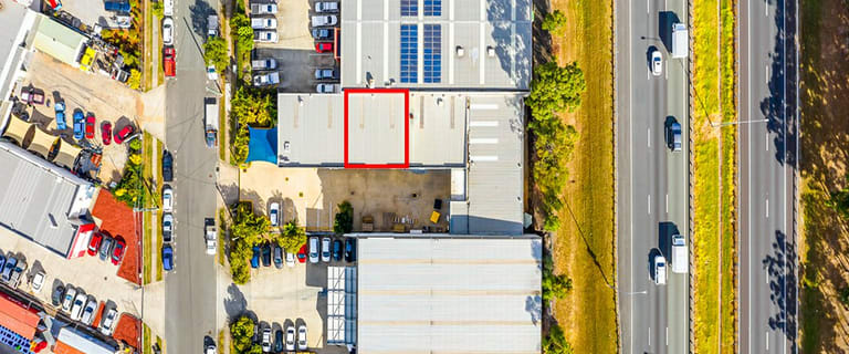 Factory, Warehouse & Industrial commercial property for sale at 2/45 Nealdon Drive Meadowbrook QLD 4131