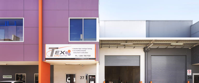Factory, Warehouse & Industrial commercial property for sale at 37/388 Newman Road Geebung QLD 4034