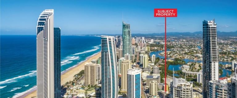 Development / Land commercial property for sale at 3 Beach Road Surfers Paradise QLD 4217