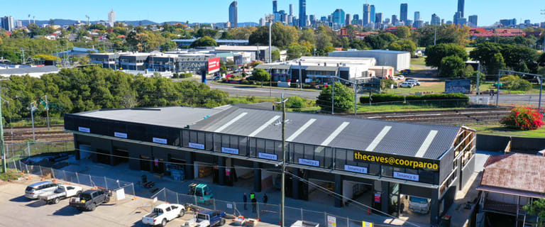 Factory, Warehouse & Industrial commercial property for lease at 44 Milsom  Street Coorparoo QLD 4151