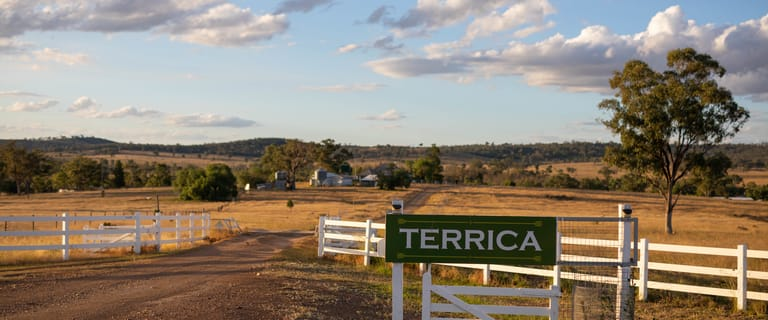 Rural / Farming commercial property for sale at 500 Terrica Road Terrica QLD 4387