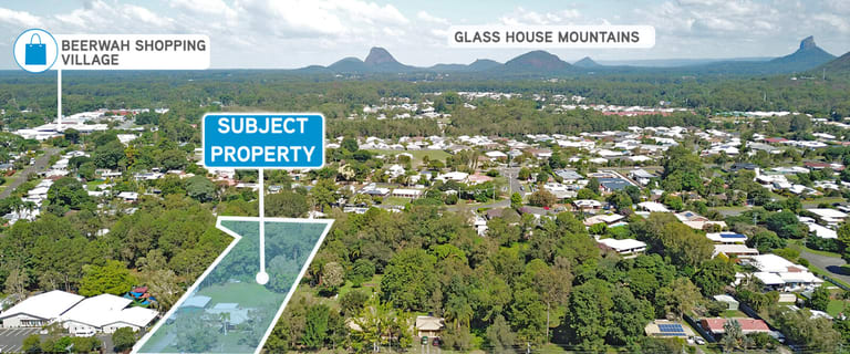Development / Land commercial property for sale at 12 Greber Road Beerwah QLD 4519