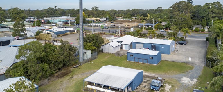 Factory, Warehouse & Industrial commercial property for sale at 2980 Old Cleveland Road Chandler QLD 4155