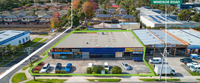 Factory, Warehouse & Industrial commercial property for sale at 16-18 Windsor Road Croydon VIC 3136
