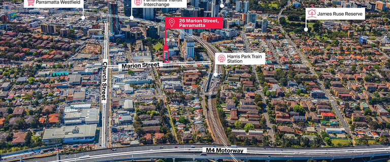 Other commercial property for sale at 26 Marion Street Parramatta NSW 2150