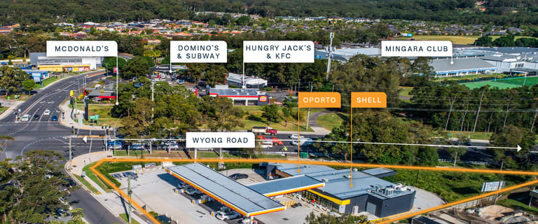 Shop & Retail commercial property for sale at 1A Tumbi Creek Road Berkeley Vale NSW 2261