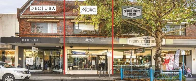 Shop & Retail commercial property for sale at 83 Church Street Brighton VIC 3186