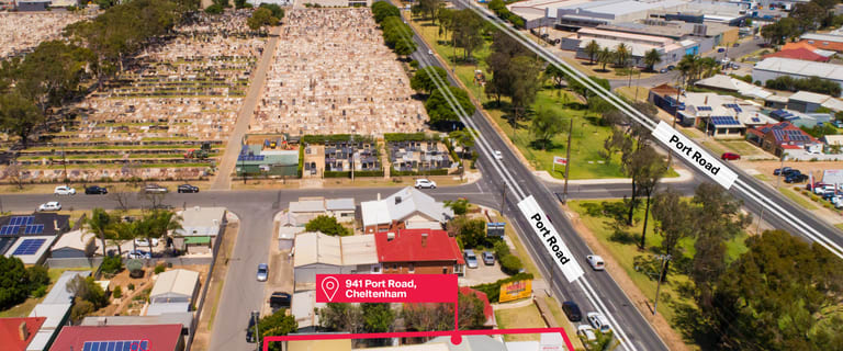 Offices commercial property sold at 941 Port Road Cheltenham SA 5014