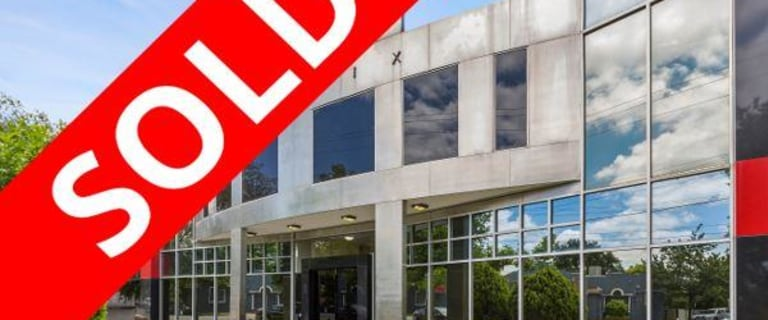 Offices commercial property sold at Suite 6, 670 Canterbury Road Surrey Hills VIC 3127