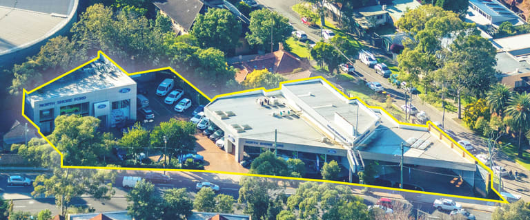 Showrooms / Bulky Goods commercial property for sale at 555 Pacific Highway Artarmon NSW 2064