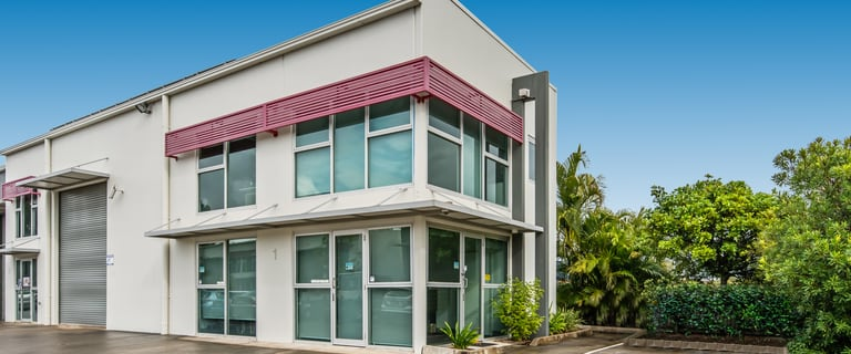 Factory, Warehouse & Industrial commercial property sold at 1/25 Quanda Road Coolum Beach QLD 4573