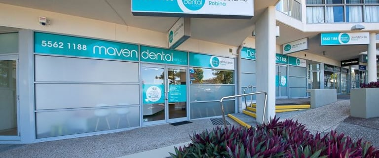 Offices commercial property for sale at 8 and 13/137 Scottsdale Drive Robina QLD 4226