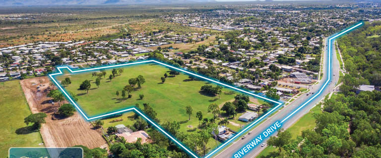 Development / Land commercial property for sale at 1125-1135 Riverway Drive Rasmussen QLD 4815