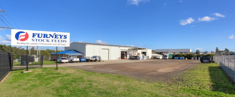 Factory, Warehouse & Industrial commercial property for sale at 78 Racecourse Road Rutherford NSW 2320