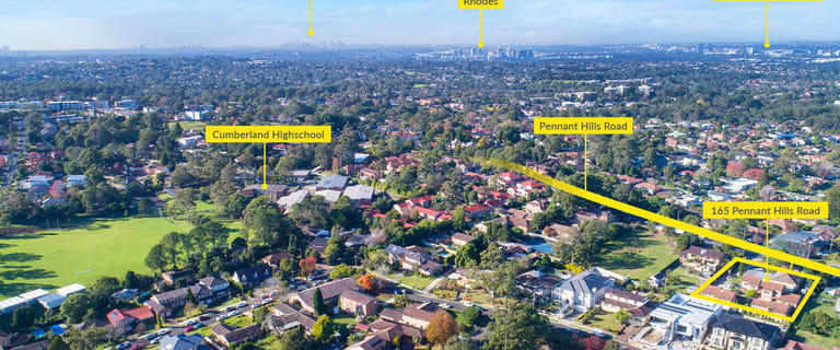 Other commercial property for sale at 165 Pennant Hills Road Carlingford NSW 2118