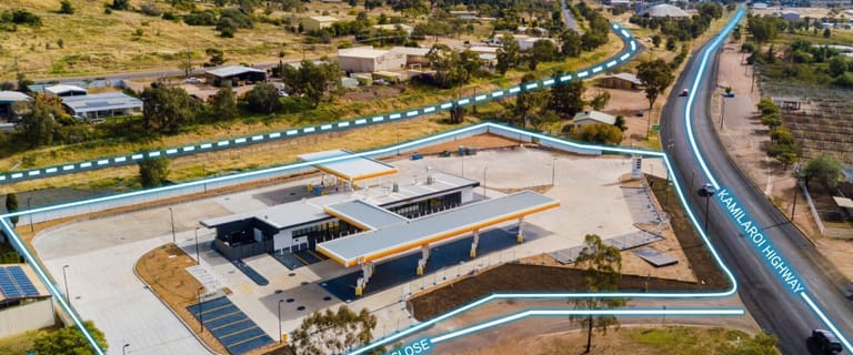 Shop & Retail commercial property for sale at 1 Kamilaroi Highway Gunnedah NSW 2380