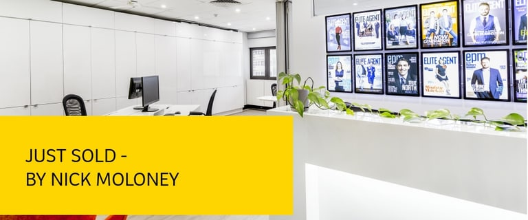 Offices commercial property sold at 904/121 Walker Street North Sydney NSW 2060