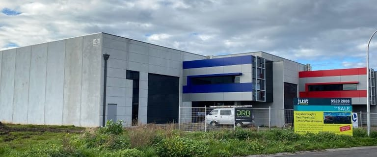Factory, Warehouse & Industrial commercial property for sale at 19 Aegean Avenue Keysborough VIC 3173