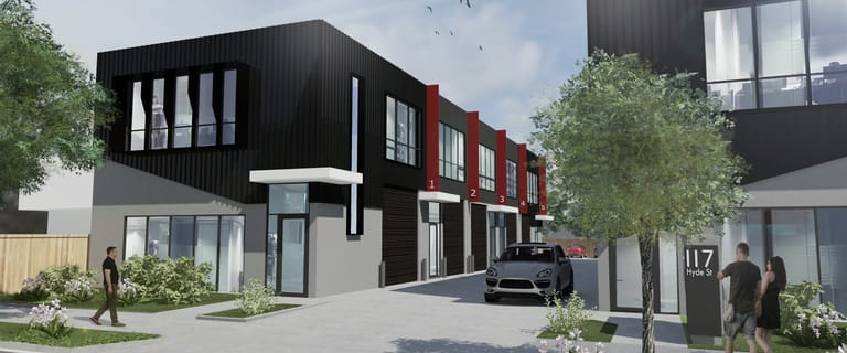 Development / Land commercial property for sale at 117-119 Hyde Street Yarraville VIC 3013