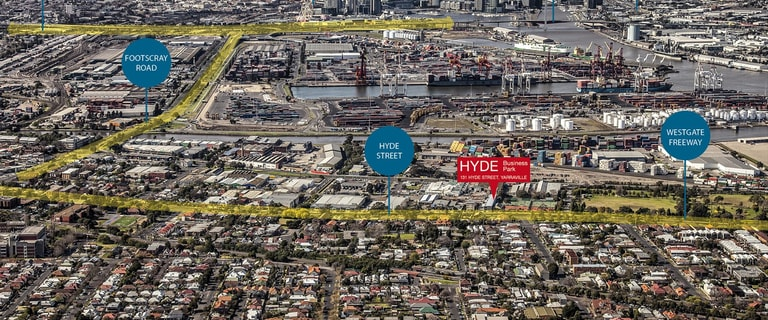 Offices commercial property for sale at 1-10/117 Hyde Yarraville VIC 3013