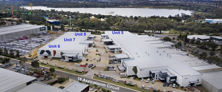 Factory, Warehouse & Industrial commercial property for sale at Unit 5/16 Aspiration Circuit Bibra Lake WA 6163