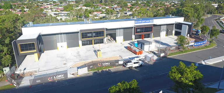 Factory, Warehouse & Industrial commercial property for sale at 180-186 Wayne Goss Drive Berrinba QLD 4117