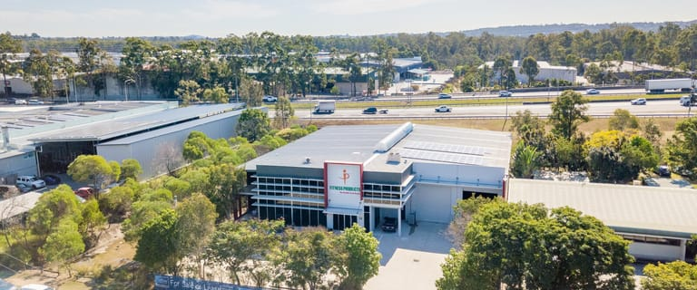 Factory, Warehouse & Industrial commercial property for lease at 15-17 Nealdon Drive Meadowbrook QLD 4131