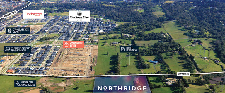 Development / Land commercial property for sale at 110 Bayview Road Officer VIC 3809