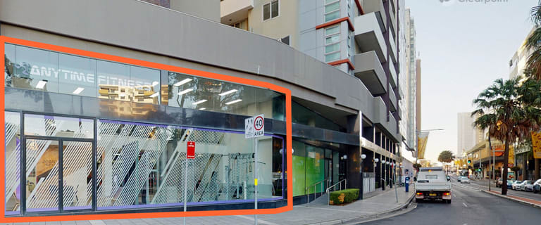 Medical / Consulting commercial property for sale at Shop 104 & 110/3 Railway Parade Burwood NSW 2134