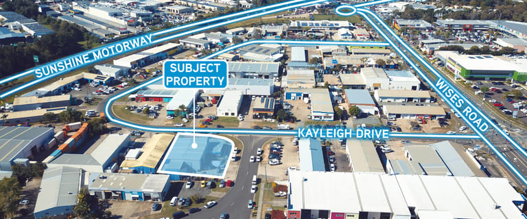 Factory, Warehouse & Industrial commercial property for sale at 38 Kayleigh Drive Maroochydore QLD 4558