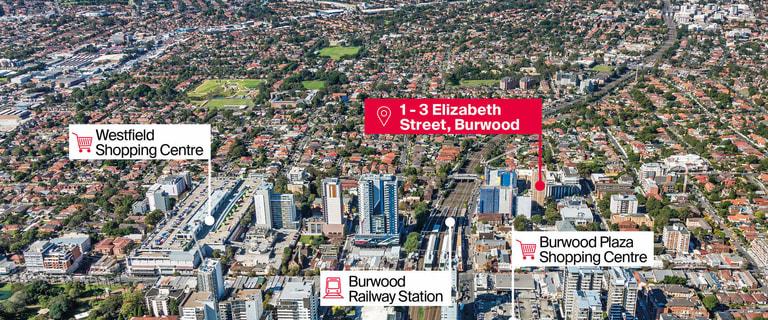 Other commercial property for sale at Lots 1-4/1-3 Elizabeth Street Burwood Burwood NSW 2134
