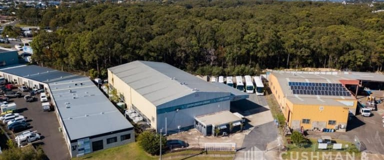 Factory, Warehouse & Industrial commercial property for sale at 35 Bailey Crescent Southport QLD 4215