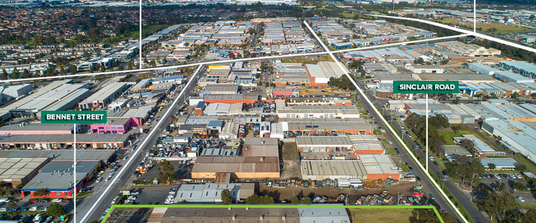 Factory, Warehouse & Industrial commercial property for sale at 32-34 Bennet Street Dandenong VIC 3175